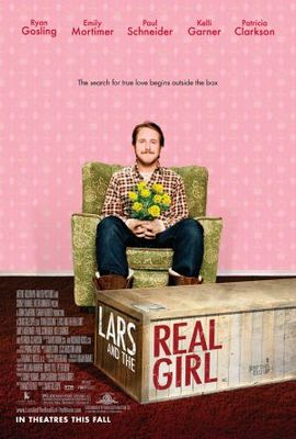 Lars and the Real Girl movie poster (2007) poster MOV_887b48f6