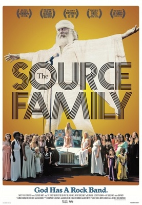 The Source Family movie poster (2012) poster MOV_887bb1d1