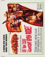 The Magnificent Seven Ride! movie poster (1972) picture MOV_887d8b98
