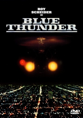 Blue Thunder movie poster (1983) poster MOV_8880cf0d