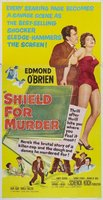 Shield for Murder movie poster (1954) picture MOV_88811ba6