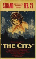 The City movie poster (1926) picture MOV_8887e1aa