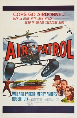 Air Patrol movie poster (1962) poster MOV_888d2a3e