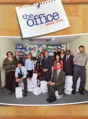 The Office movie poster (2005) poster MOV_888dd94e