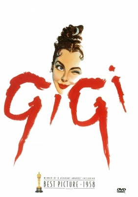 Gigi movie poster (1958) poster MOV_888e0c24