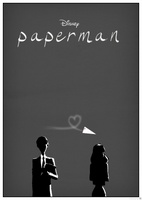 Paperman movie poster (2012) picture MOV_88957370
