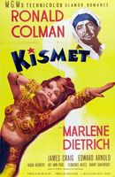 Kismet movie poster (1944) picture MOV_8898c3d4