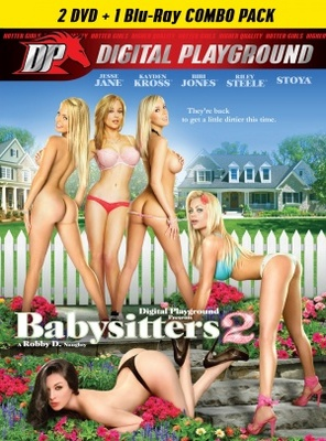 Babysitters 2 movie poster (2011) poster MOV_889a6cf0