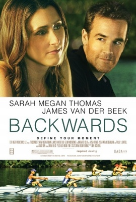 Backwards movie poster (2012) poster MOV_88a0d3a9