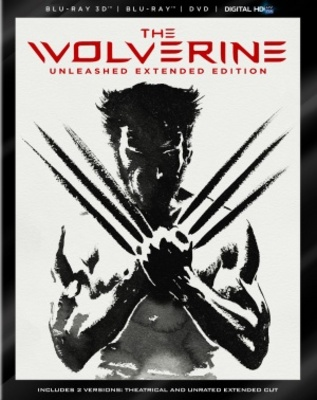 The Wolverine movie poster (2013) poster MOV_88a261f5