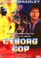 Cyborg Cop movie poster (1993) picture MOV_88a52a20