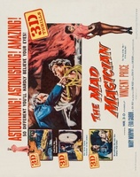 The Mad Magician movie poster (1954) picture MOV_88a8f596
