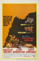 The Devil's Brigade movie poster (1968) picture MOV_88ab9c64