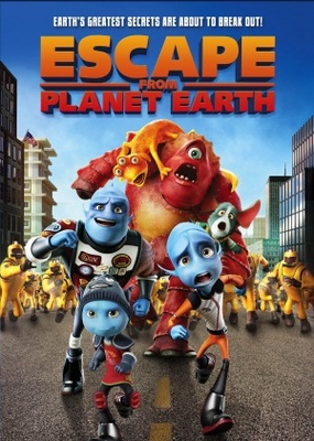 Escape from Planet Earth movie poster (2013) poster MOV_88abf0c1