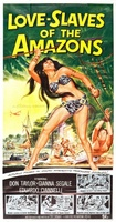 Love Slaves of the Amazons movie poster (1957) picture MOV_88b4003c
