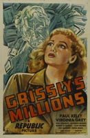 Grissly's Millions movie poster (1945) picture MOV_88b4bd53
