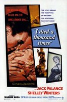 I Died a Thousand Times movie poster (1955) picture MOV_88b66bfe