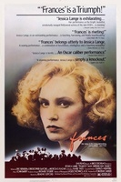 Frances movie poster (1982) picture MOV_88bbcacf