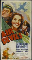 Air Devils movie poster (1938) picture MOV_88c1fdec