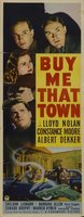Buy Me That Town movie poster (1941) picture MOV_88cd6798