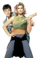 Buffy The Vampire Slayer movie poster (1992) picture MOV_88d23224