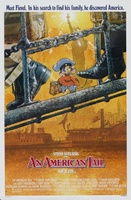 An American Tail movie poster (1986) picture MOV_88d29671