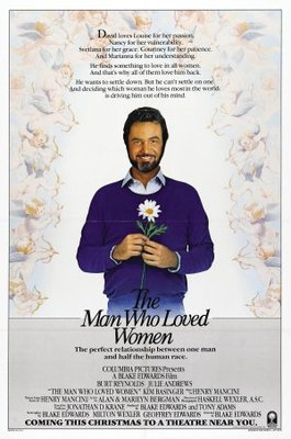 The Man Who Loved Women movie poster (1983) poster MOV_88d426cb