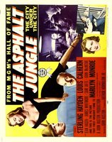 The Asphalt Jungle movie poster (1950) picture MOV_88d4a949