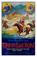 Custer's Last Raid movie poster (1912) picture MOV_88d5e7a5
