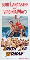 South Sea Woman movie poster (1953) picture MOV_88d7decf