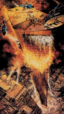The Towering Inferno movie poster (1974) poster MOV_88de0993