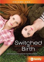 Switched at Birth movie poster (2011) picture MOV_88de459f