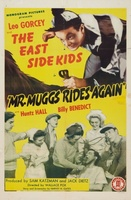 Mr. Muggs Rides Again movie poster (1945) picture MOV_e229711a