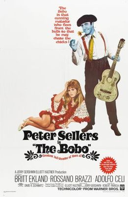 The Bobo movie poster (1967) poster MOV_88ee85f1