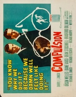 Compulsion movie poster (1959) picture MOV_88ef2b62