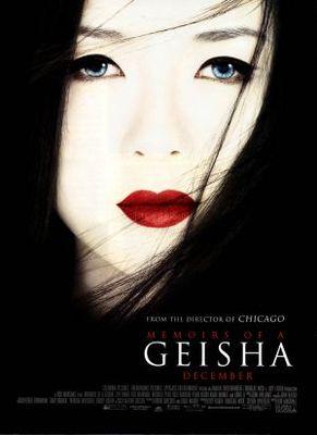Memoirs of a Geisha movie poster (2005) poster MOV_88f1a5d0