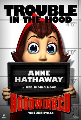 Hoodwinked! movie poster (2005) poster MOV_88f5bfd8