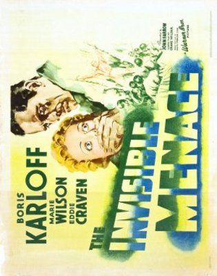 The Invisible Menace movie poster (1938) poster MOV_88f7a2db
