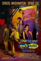 Mo Better Blues movie poster (1990) picture MOV_88ffaff5