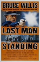 Last Man Standing movie poster (1996) picture MOV_89031e39