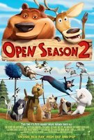 Open Season 2 movie poster (2009) picture MOV_8906aa9b