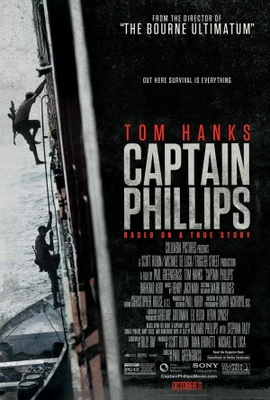 Captain Phillips movie poster (2013) poster MOV_890b87f5