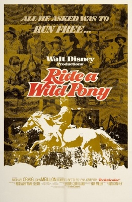 Ride a Wild Pony movie poster (1975) poster MOV_890c569b