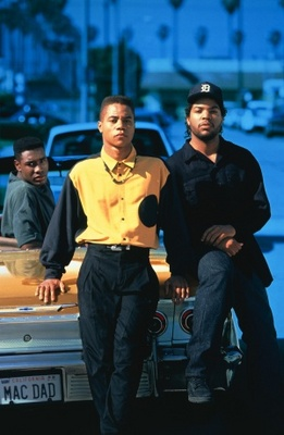Boyz N The Hood movie poster (1991) poster MOV_8912ead4