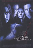 I Know What You Did Last Summer movie poster (1997) picture MOV_89158c81