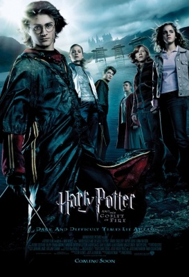 Harry Potter and the Goblet of Fire movie poster (2005) poster MOV_891b1dbe