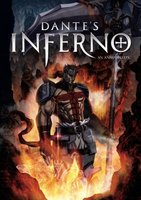 Dante's Inferno Animated movie poster (2010) picture MOV_89208d5d