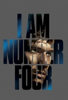 I Am Number Four movie poster (2011) picture MOV_892b1a5f