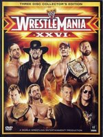 WrestleMania XXVI movie poster (2010) picture MOV_892b9d02