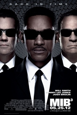 Men in Black III movie poster (2012) poster MOV_892c6af8
